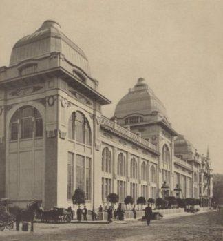 Новое здание ресторана «Яръ». Архитектор А. Эрихсон, 1910 год